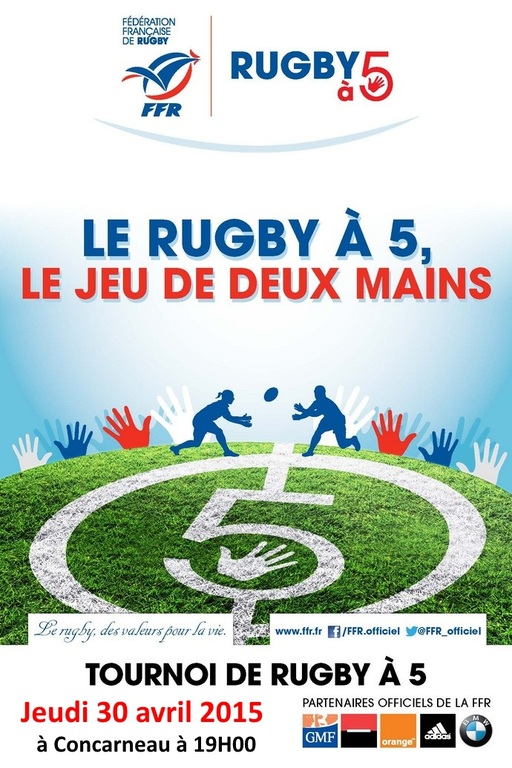 rugby a toucher
