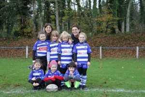ecole rugby filles