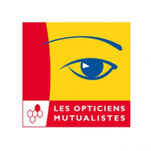 OPTICIENS MUTUALISTES- LOGO